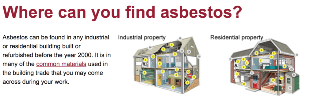 where-can-you-find-asbestos